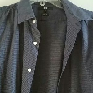 Uniqlo Men's button down shirt